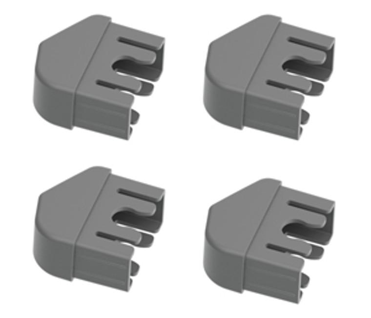 End Cap Folding Frame Clothesline Pack of 4 - FD903587