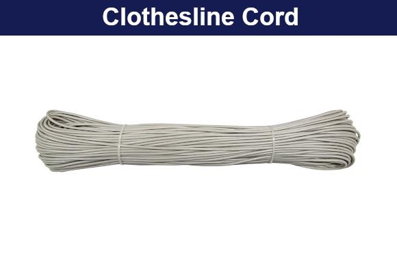 Clothesline Cord