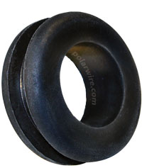 polar wire rubber grommets