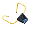 FUSEHOLDER 3-30 AMP 12GA ATC BLADE #12 YELLOW LEAD