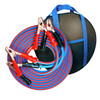 16' Cold Weather Heavy Duty Jumper Cable 2 Gauge Booster