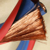 Our fine strand solid copper wire conducts more power
