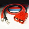 Polar Wire Jumper Cable Harnesses are fitted with 100% copper plated lugs and impact resistant power connectors for quick, secure connections