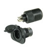 12VCP 3-Wire ConnectPro trolling motor plug and receptacle