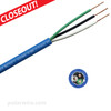 16 AWG 3 conductor Arctic Ultraflex Blue SEOOW Power Cord, 600 Volts, black, white, and green 100% copper conductors