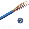 Arctic Ultraflex Blue Power Cord, 18 AWG SEOOW 5 conductor, black, white, red, orange, and green conductors