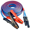 Heavy Duty 1/0 gauge Jumper Cable with J1283 Caterpillar connector is suitable for use with commercial and industrial heavy equipment