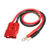 6 gauge, 2 foot quick disconnect Harness for use with Arctic Superflex Blue harness and fleet jumper cable systems