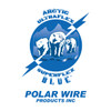 Custom battery cables are made with Arctic Ultraflex Blue 100% copper wire for ultra flexibility even in extreme cold conditions