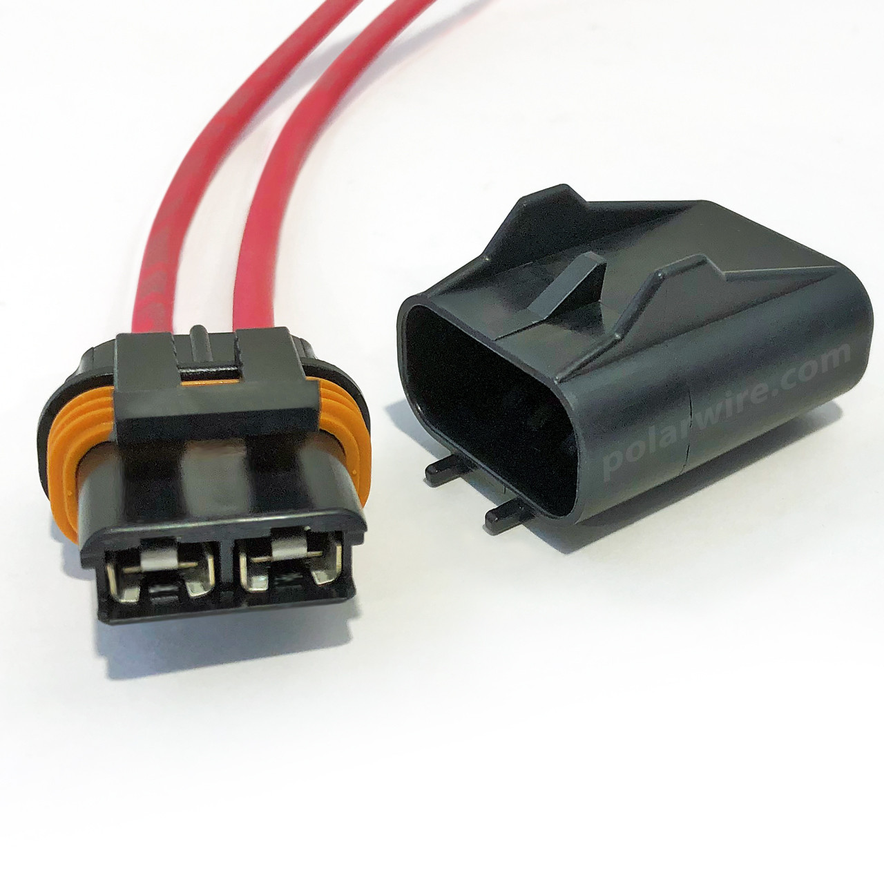 Arctic Ultraflex Blue ATO/ATC Weather Resistant Fuse Holders have triple ribbed silicone seals to lock out water and dirt