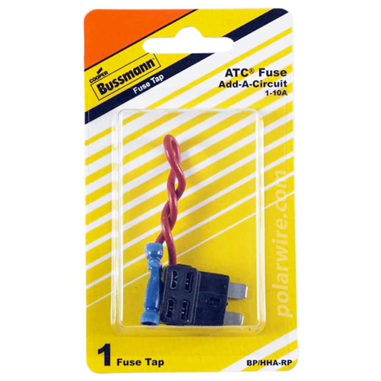 ATC 3-10A ADD-A-LINE CIR ATC FUSE PIGGYBACK 2 ATCS