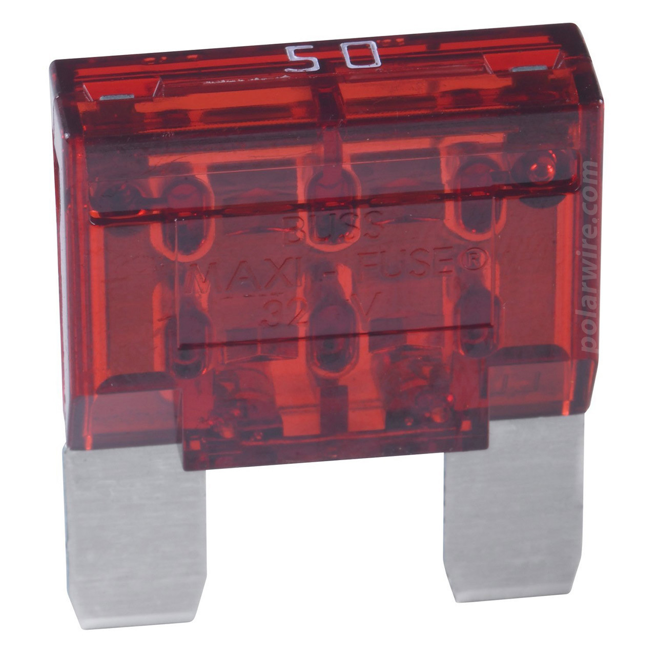 FUSE 50 AMP BLISTER PACK MAX MAXI-BLADE FUSE