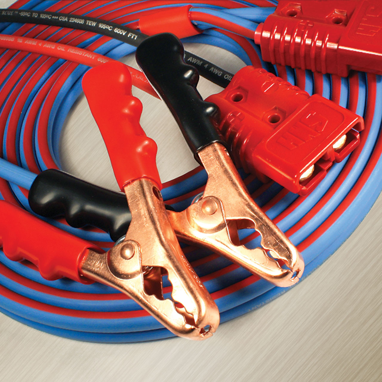 The very best jumper cables available anywhere!