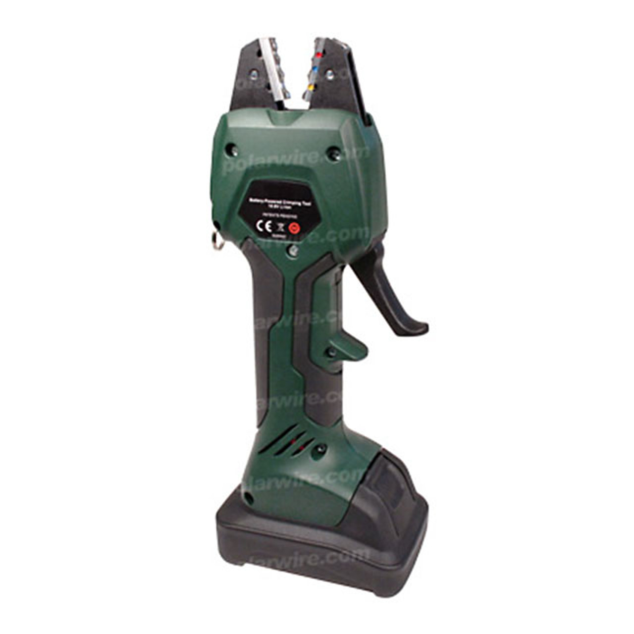 CRIMPER 22-10GA TERMINALS BATTERY OPERATED
