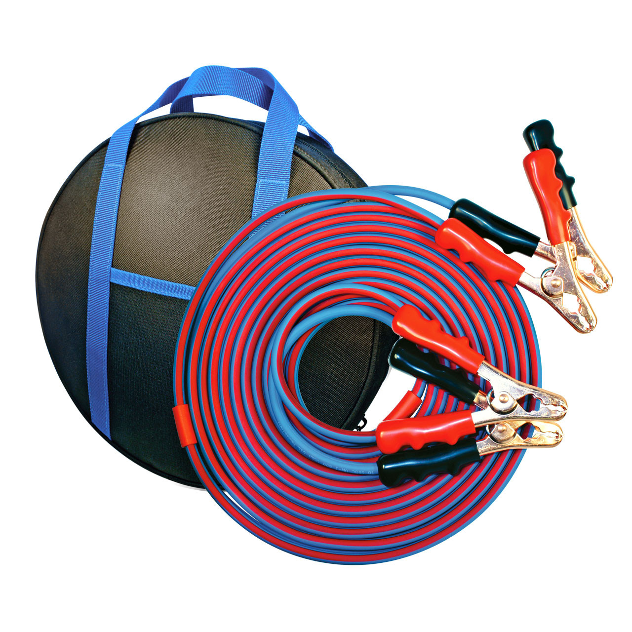 25' Cold Weather Jumper Cable, 2 Gauge, Booster