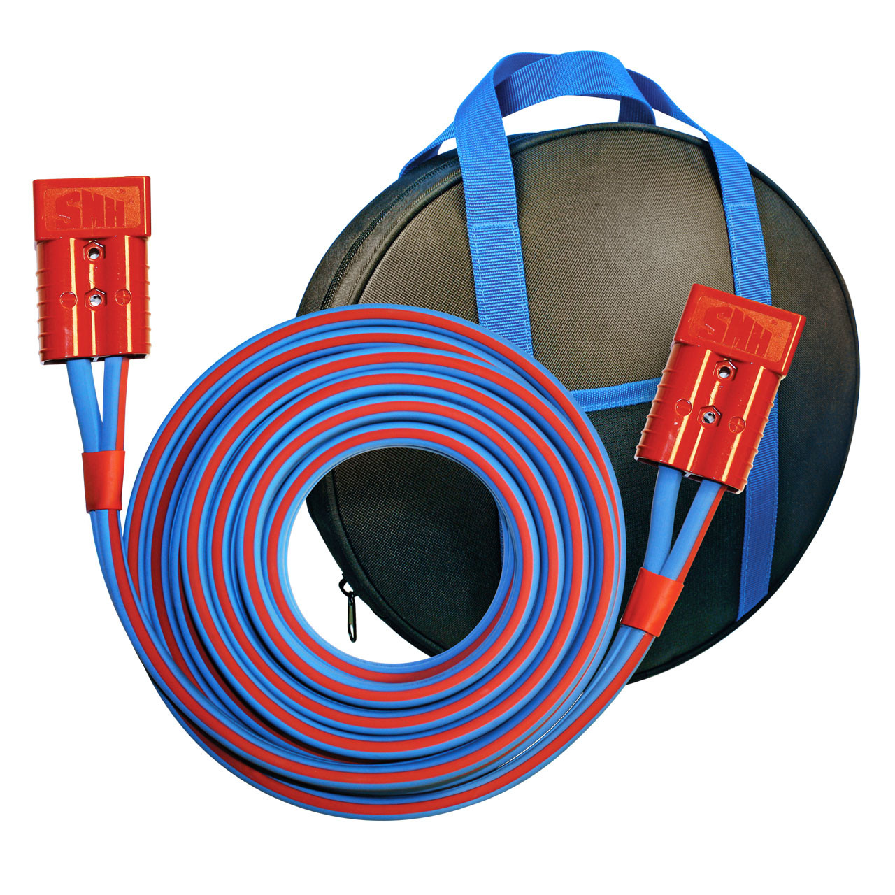 25' Heavy Duty Fleet Disconnect to Disconnect 2 AWG Booster System