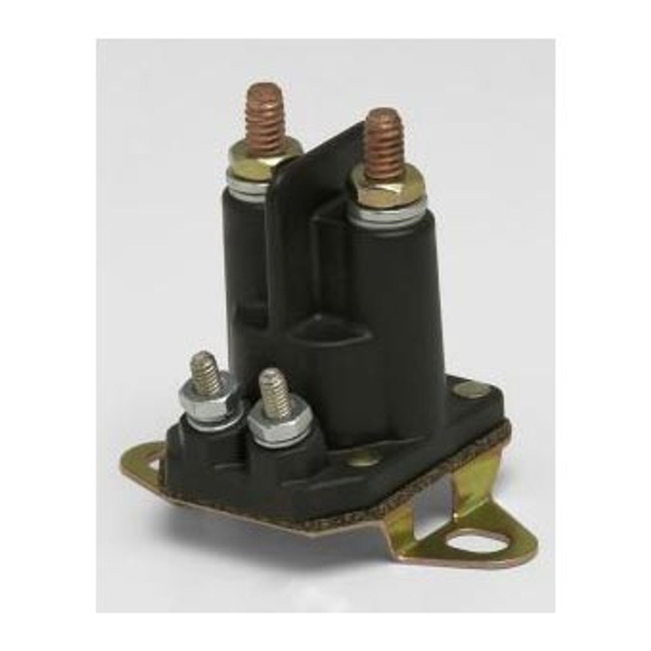 SOLENOID 12VCONT GROUNDED 100 AMP PLASTIC