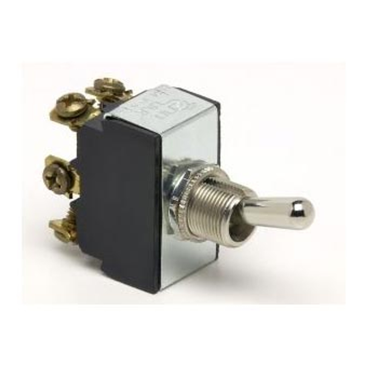 TOGGLE SWIT ON-ON 6 S/T DPDT 6 SCREW TERMINALS