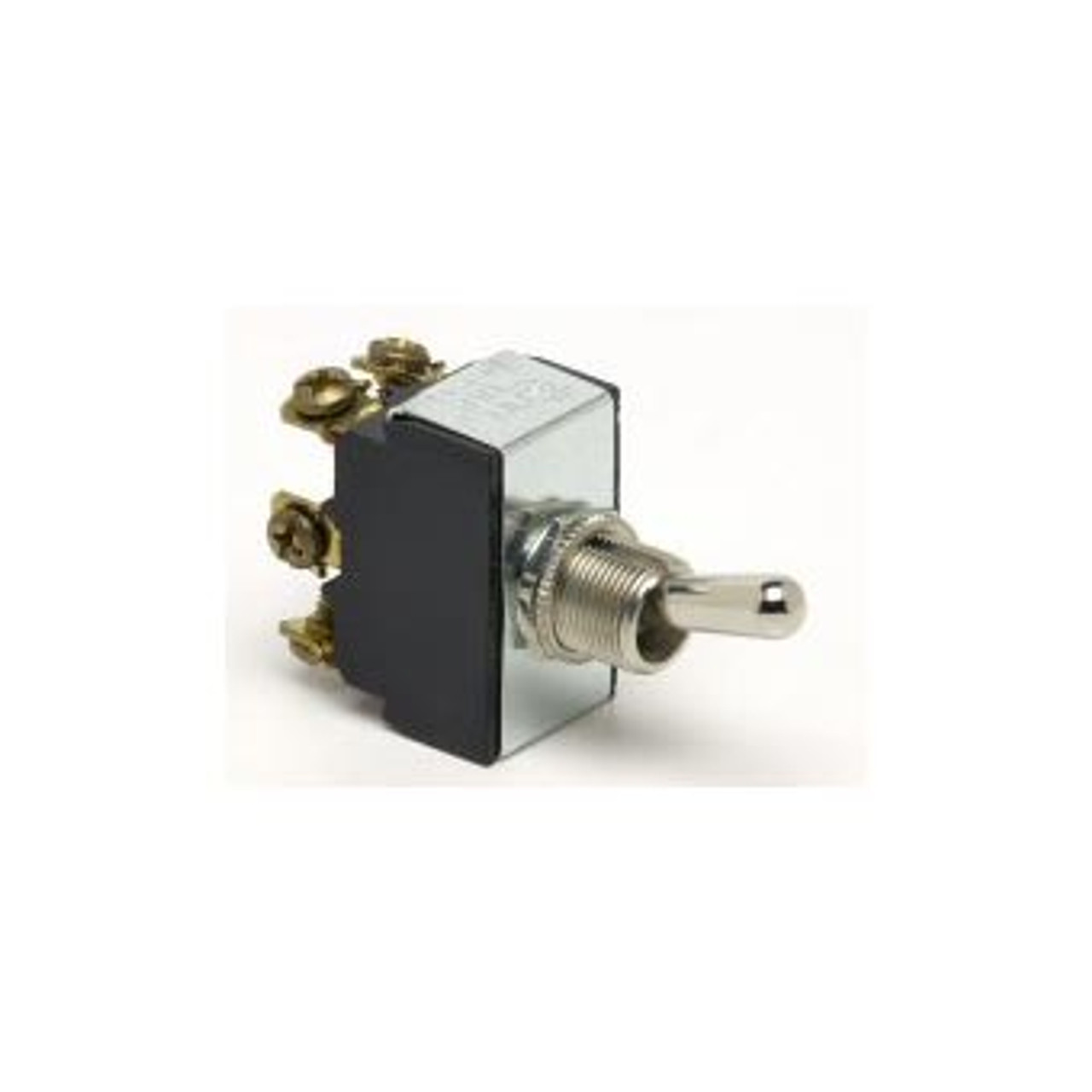 TOGGLE SWIT ON-OFF-ON 6S DPDT 6 SCREW TERMINALS