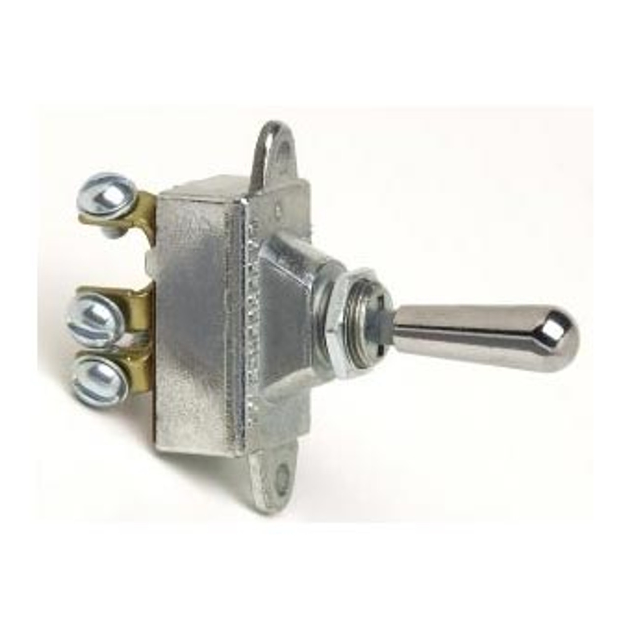 TOGGLE SWIT H/D ON-OFF 4S DPST 30AMP METAL 4 SCREW