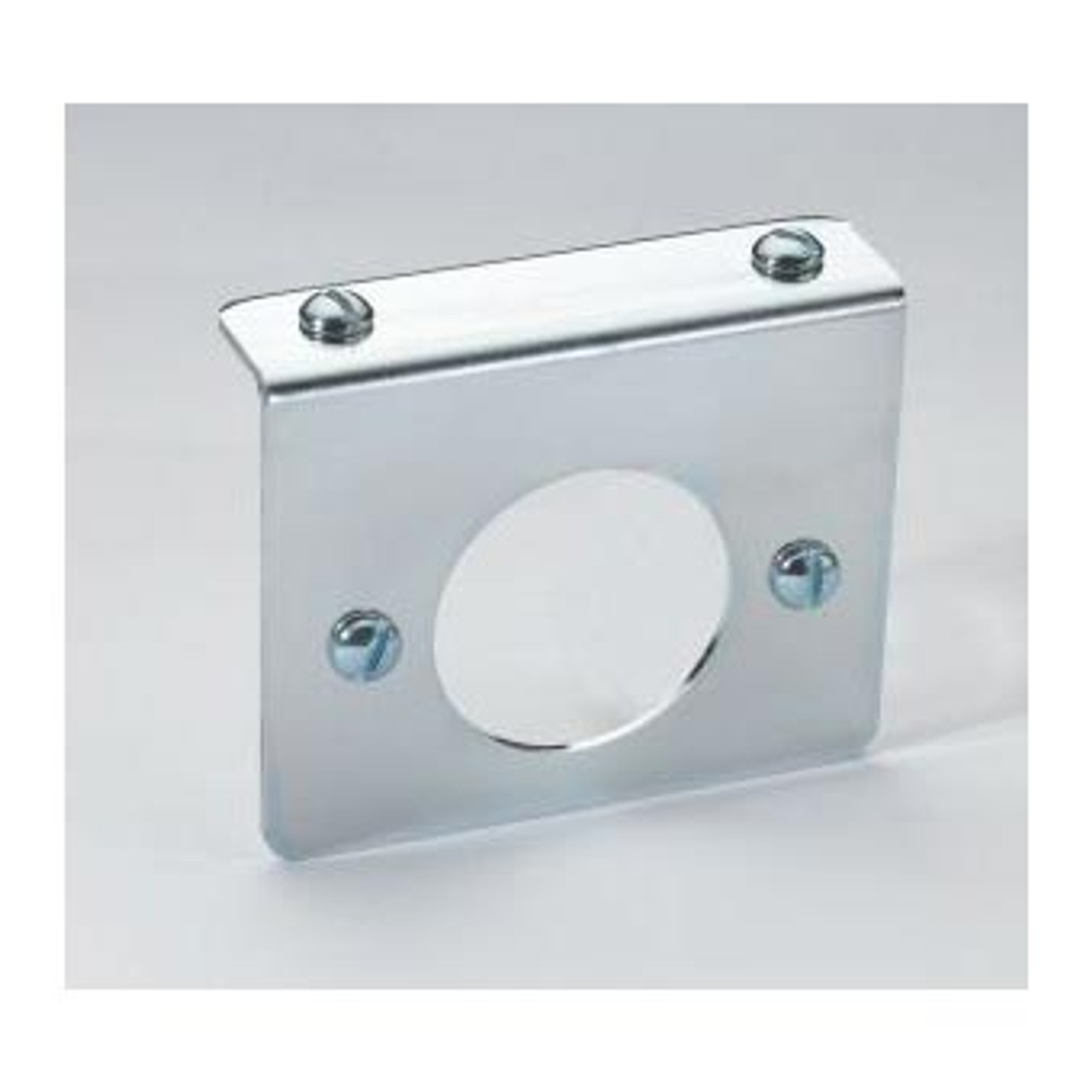 TRLR CONNECT MT BRACKET PLATED STEEL