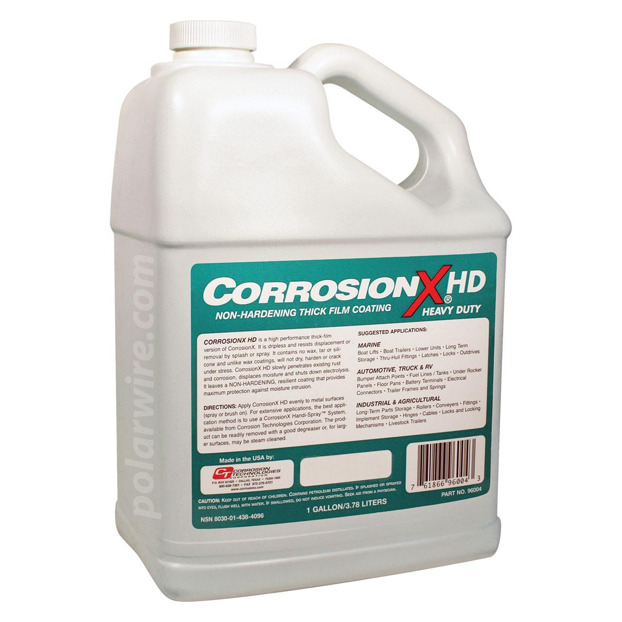 CORROSION X HD GAL REFILL