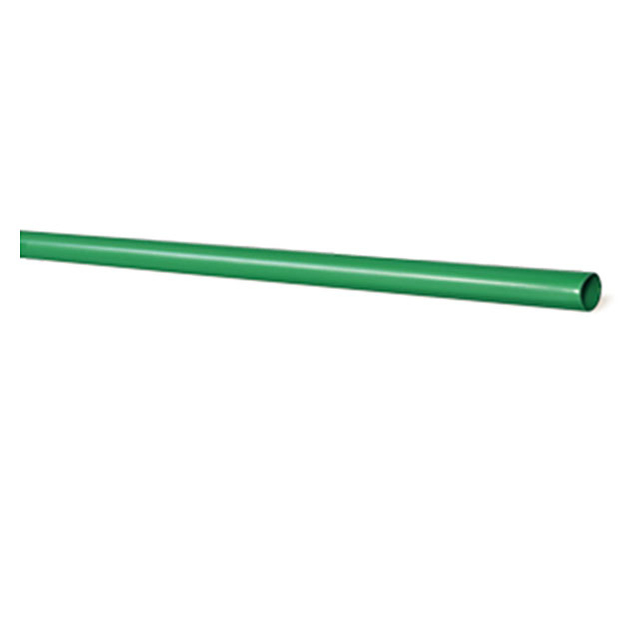 """HEAT SHRINK 3/8"""" GREEN 4'  ADHESIVE LINED DUAL WALL"""