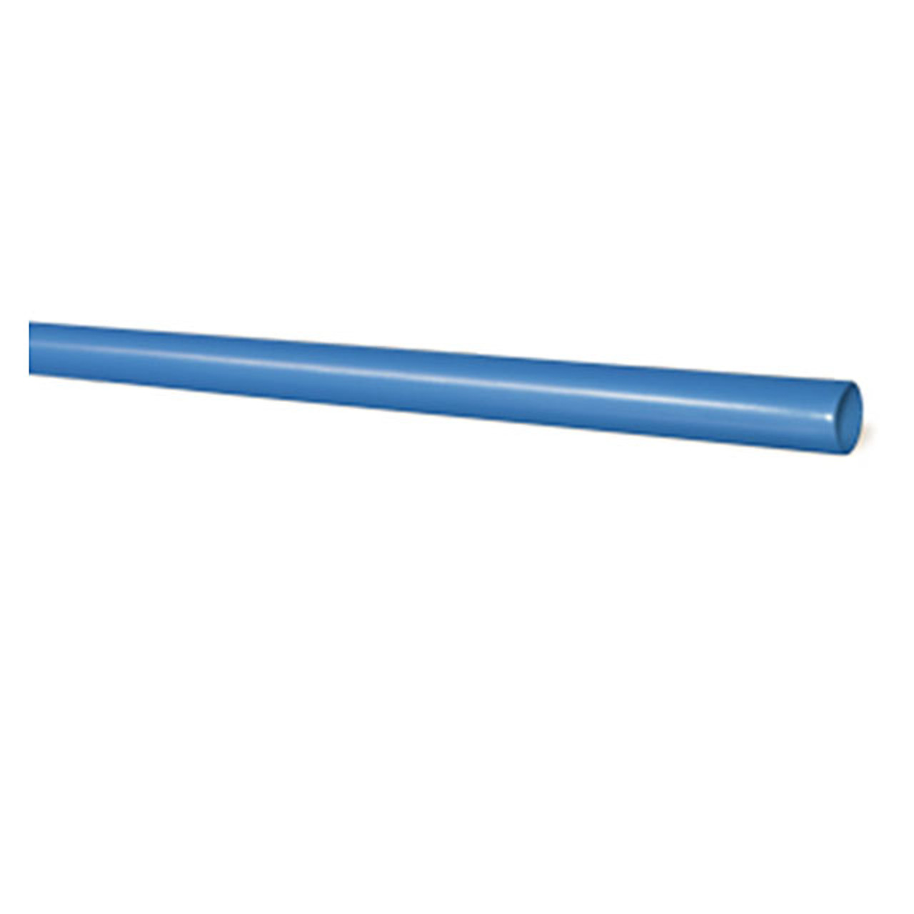 """HEAT SHRINK 1/2"""" BLUE 4' ADHESIVE LINED DUAL WALL"""
