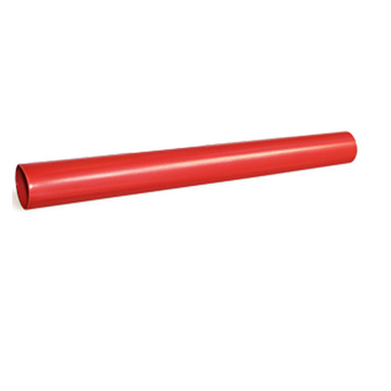 "HEAT SHRINK 3/4"" RED 1' ADHESIVE LINED DUAL WALL"