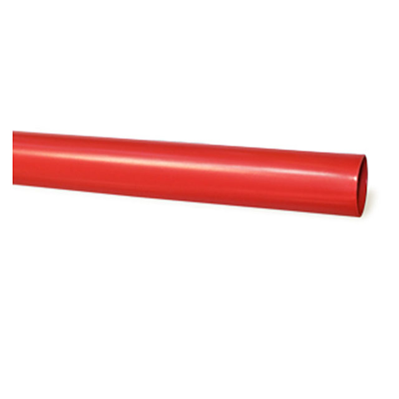 "HEAT SHRINK 1.0"" RED 4' ADHESIVE LINED DUAL WALL"