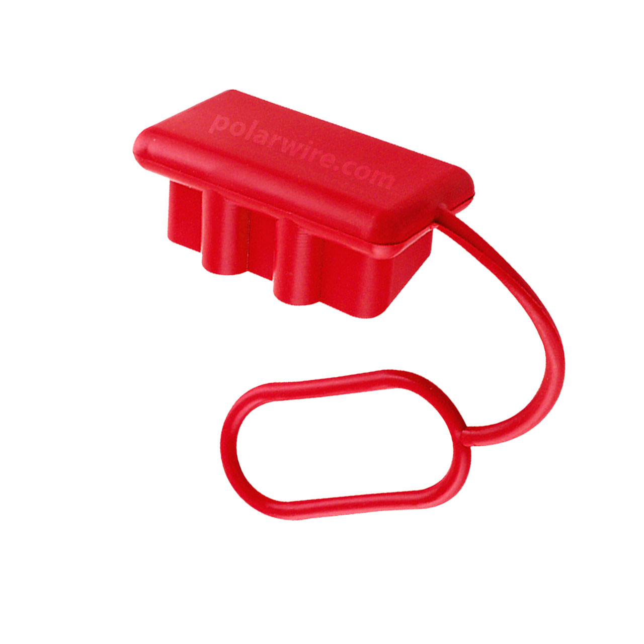 175AMP RUBBER DUST COVER RED
