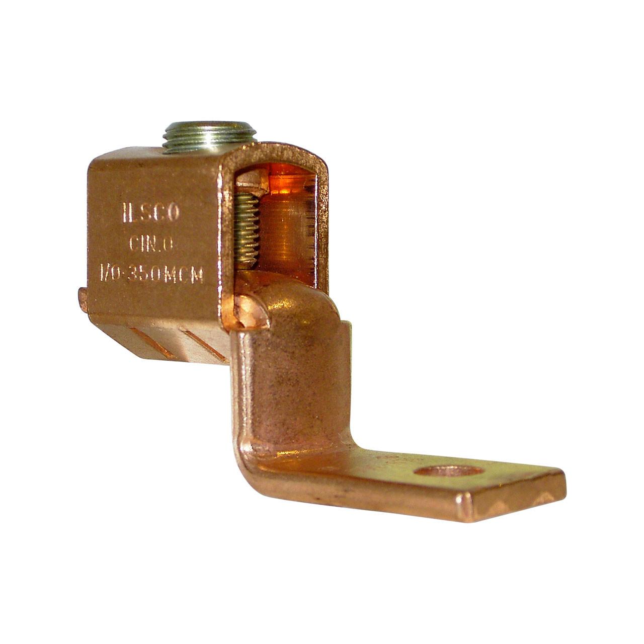 LUG-MECHANICAL CU 350-1/0