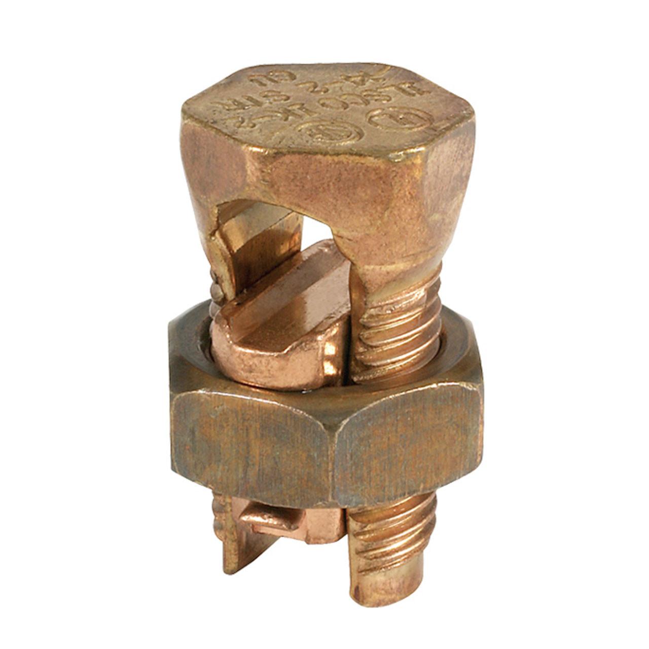 8-16 Copper Split Bolt