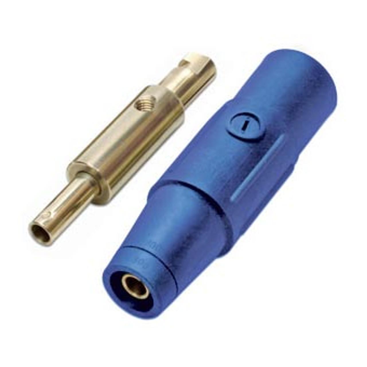 CAM LOCK 400/150A REDUCER BLUE MALE/FEMALE