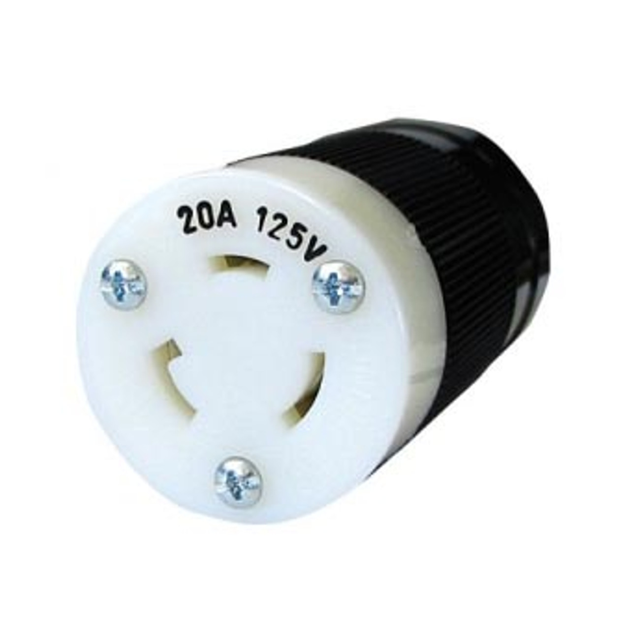 L5-20R 20A 125V FEM FEMALE END