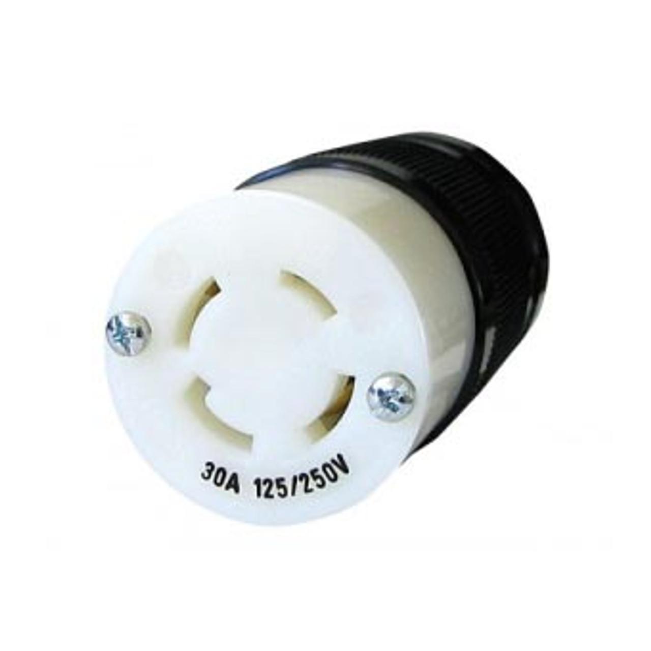L14-30 30AMP 125/250V 4W locking
