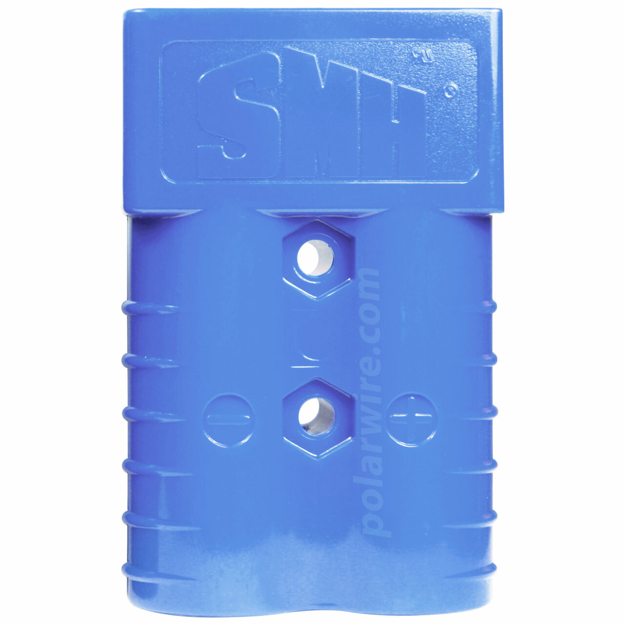 350AMP HOUSING TWIN BLUE