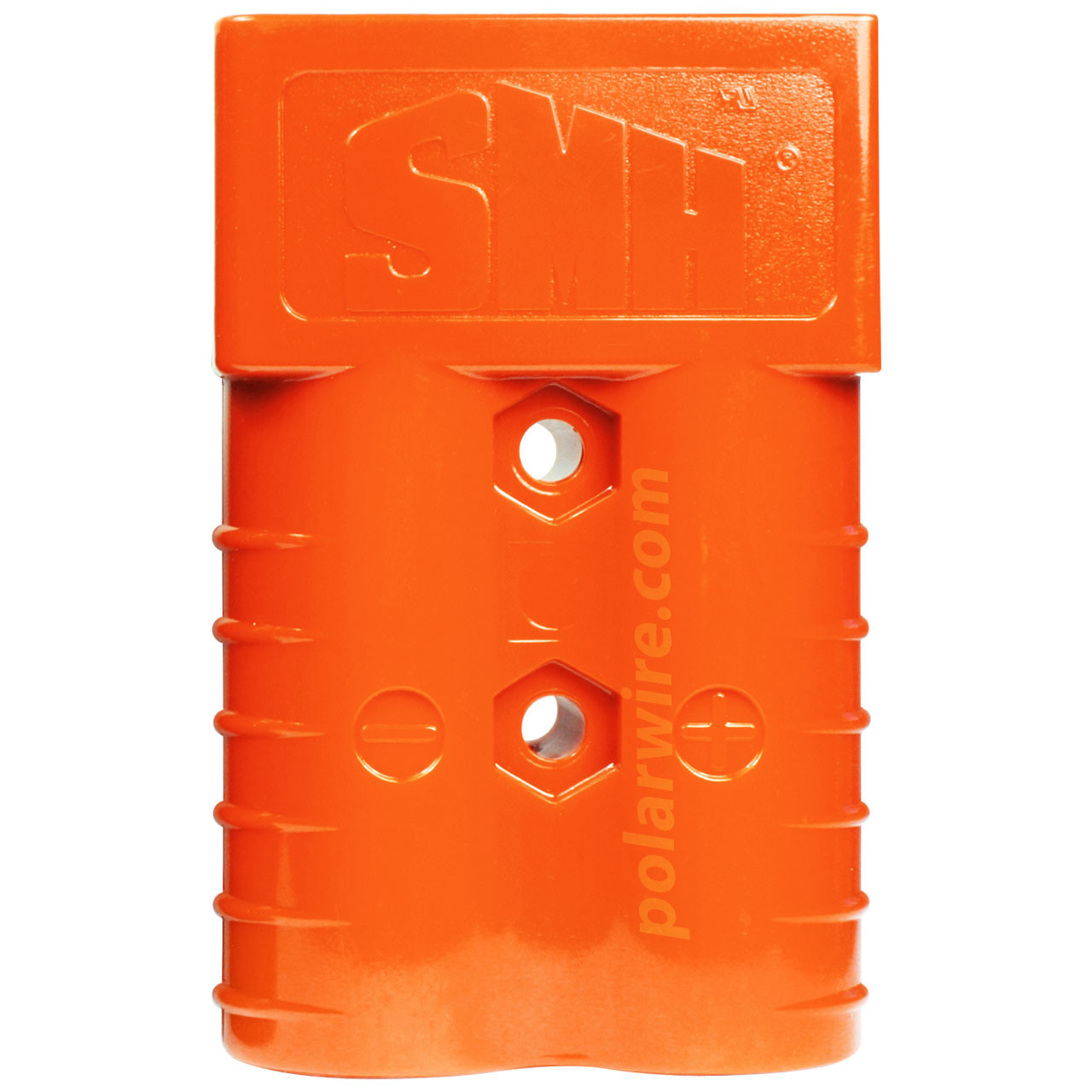 350AMP HOUSING TWIN ORANGE