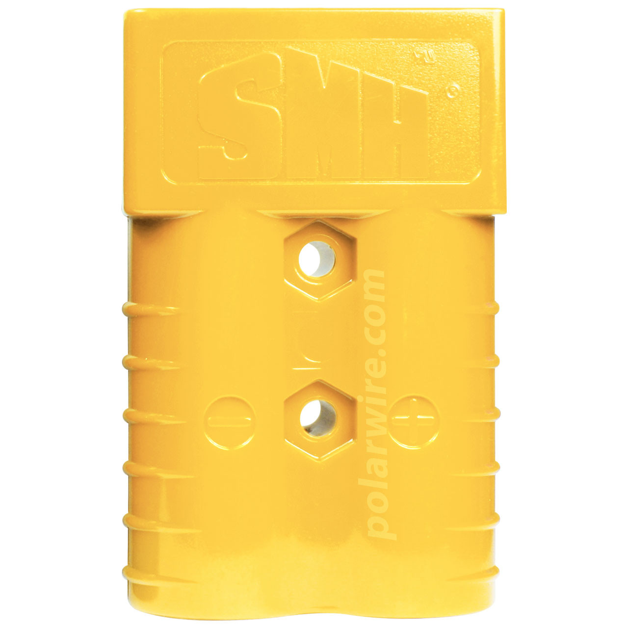 350AMP HOUSING TWIN YELLOW