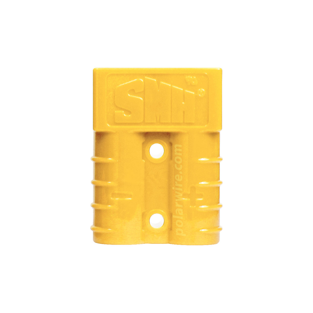 50AMP HOUSING TWIN YELLOW