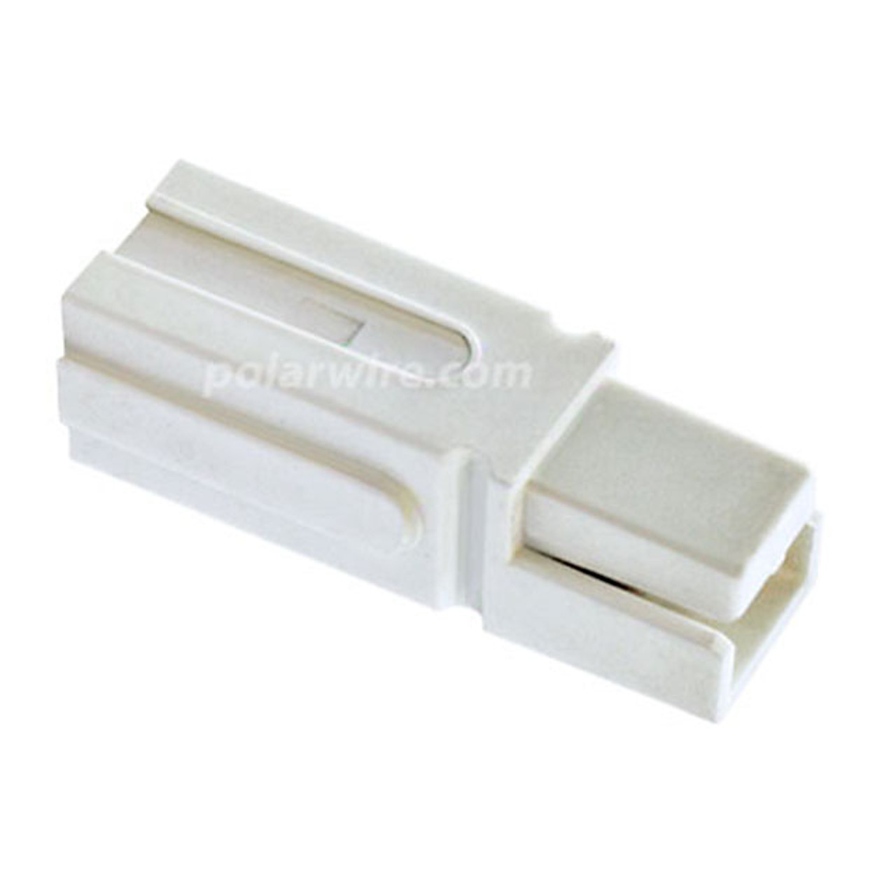 120AMP HOUSING WHITE POWER POLE