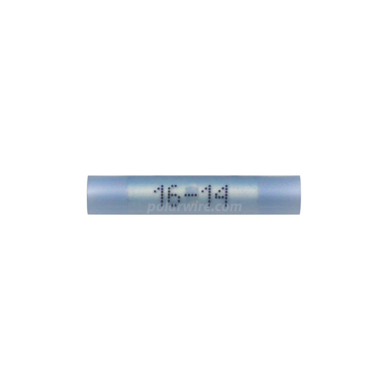 NYLON BUTT SPLICE 16-14GA  100 PACK MOLEX