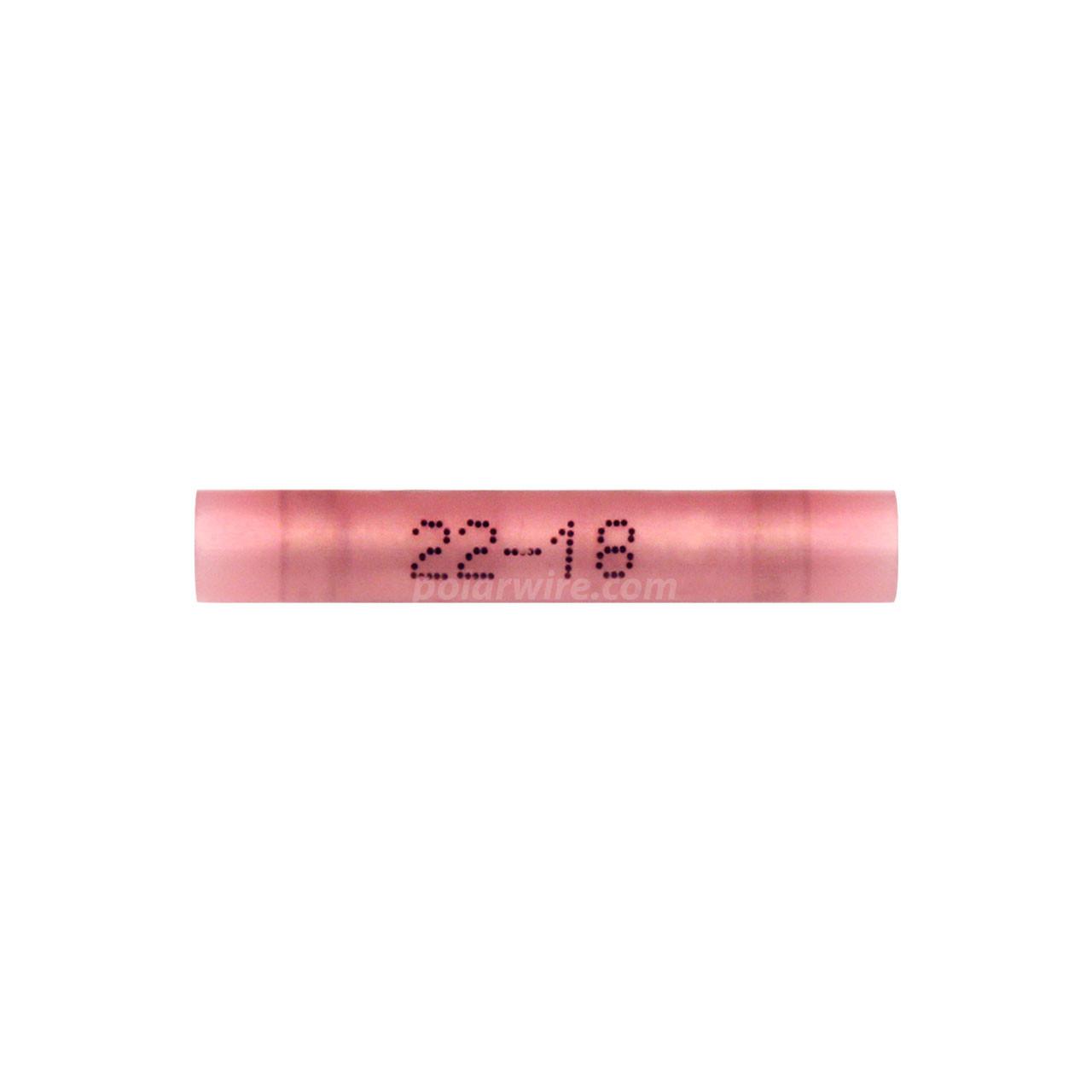 NYLON BUTT SPLICE 22-18GA  HD 25 PACK MOLEX