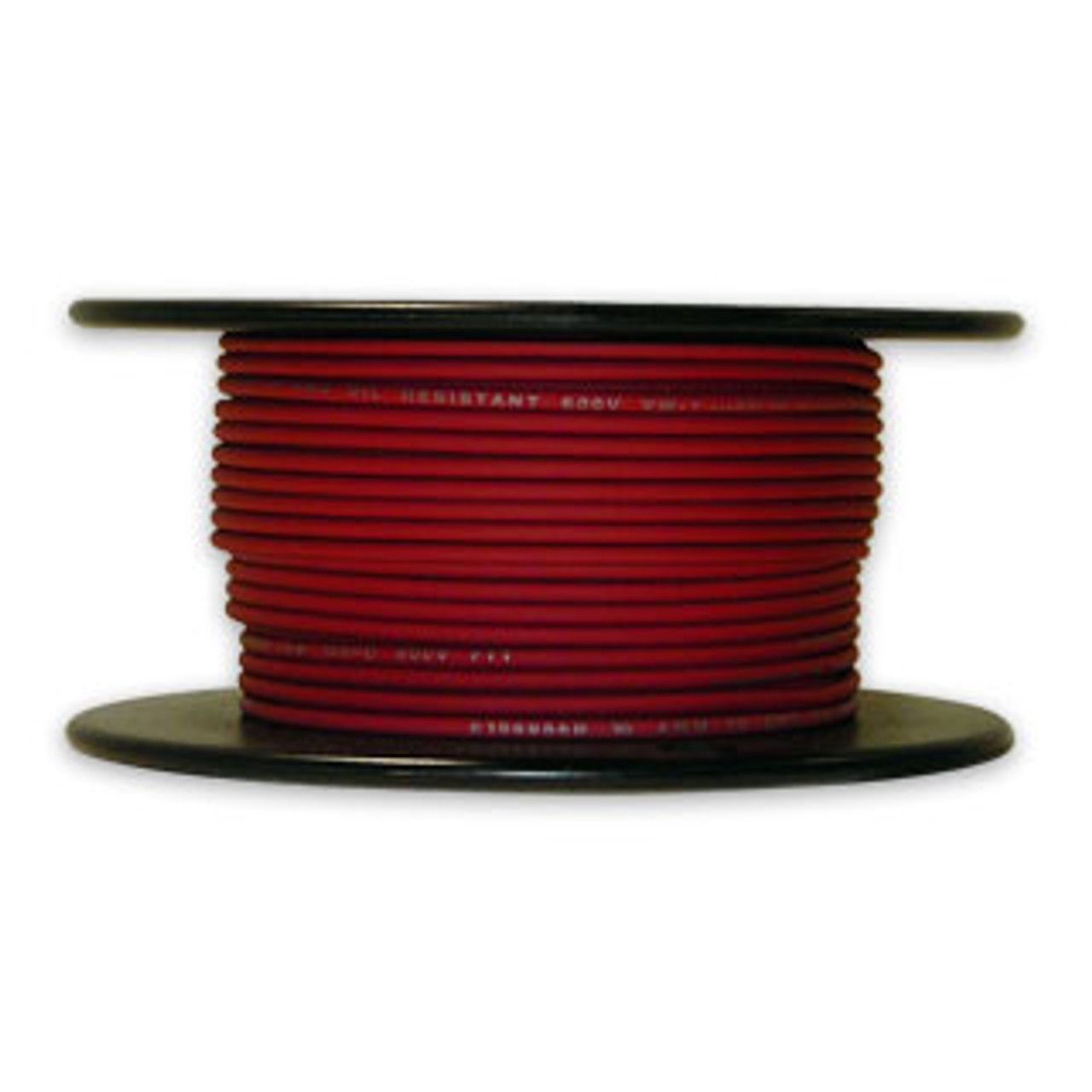 Arctic Ultraflex Cold Weather Flexible Wire 100 Foot Spool 16 AWG Red