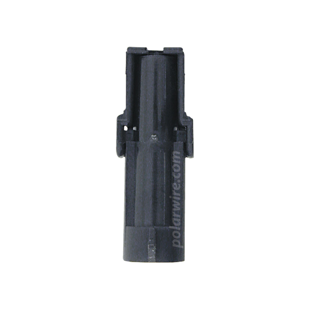 WEATHER PACK 1 PIN MALE SHROUD HOUSING