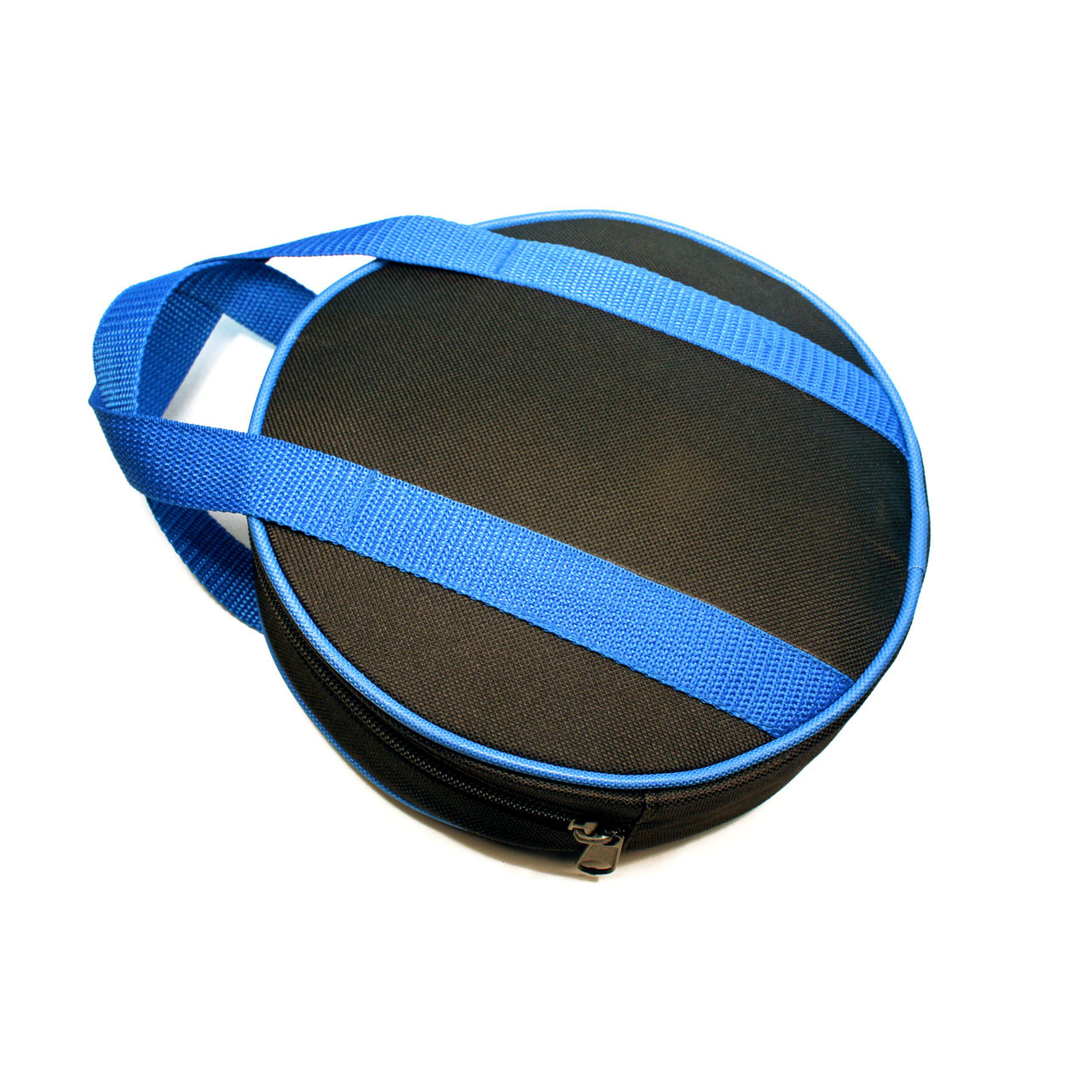 Includes a durable nylon canvas jumper cable bag for carrying and storing
