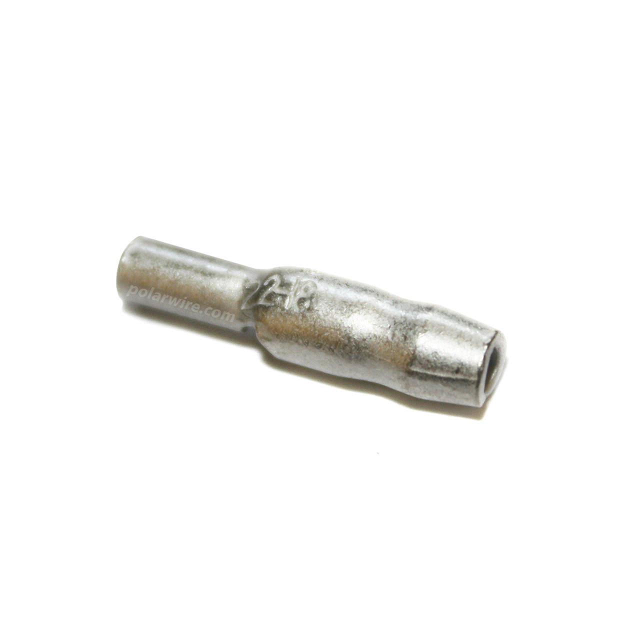 Non-Insulated Male Snap Terminal, 22-18 gauge, .176 diameter.