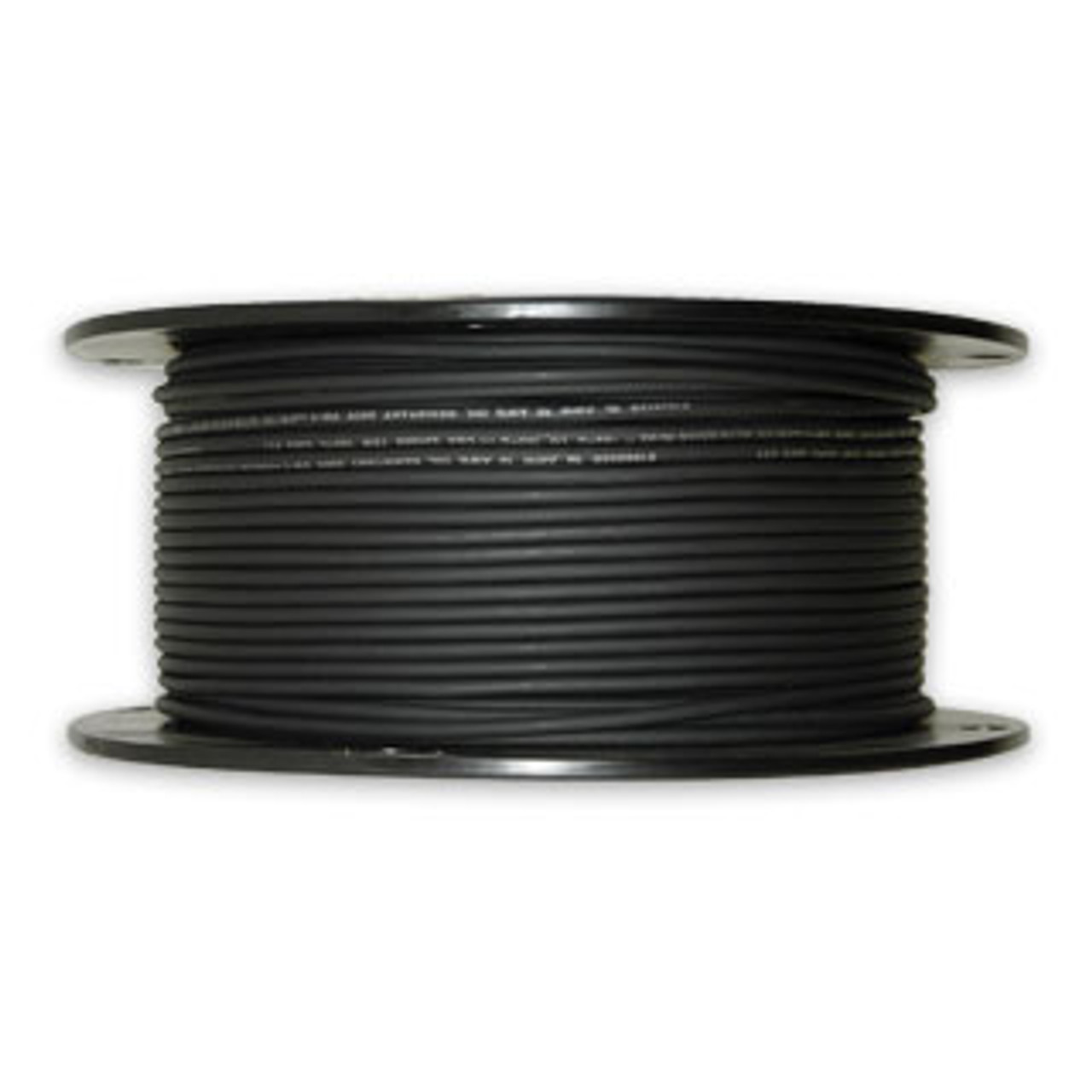Arctic Ultraflex Cold Weather Flexible Wire 500 Foot Spool 12 AWG Black Single Conductor Wire tinned fine strand 100% copper