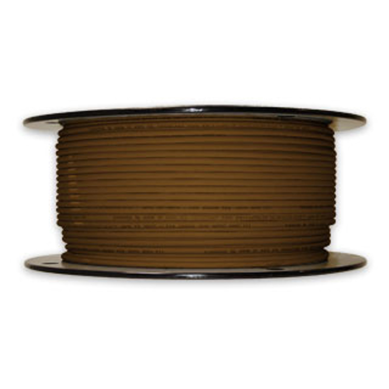 Arctic Ultraflex Cold Weather Flexible Wire 500 Foot Spool 12 AWG Brown Single Conductor Wire tinned fine strand 100% copper
