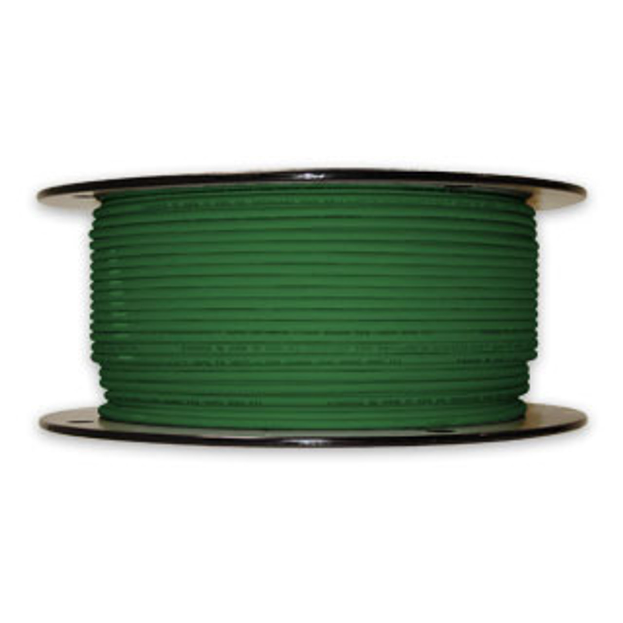 Arctic Ultraflex Cold Weather Flexible Wire 500 Foot Spool 12 AWG Green Single Conductor Wire tinned fine strand 100% copper